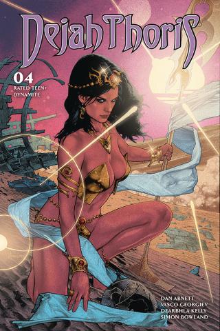 Dejah Thoris #4 (Anacleto Cover)