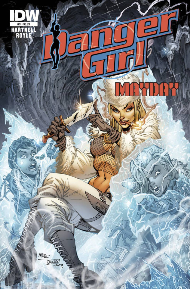 Danger Girl: May Day #3