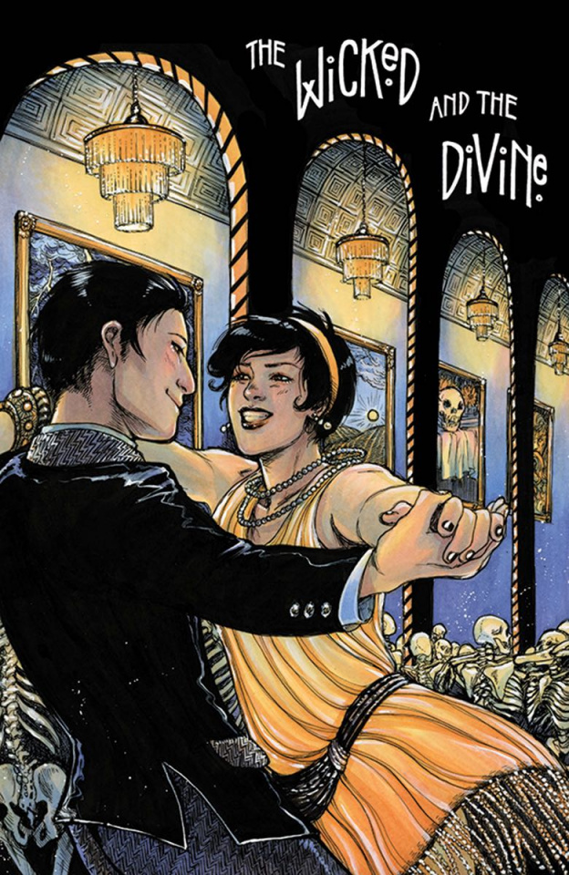 The Wicked + The Divine: 1923 (Koch Cover)