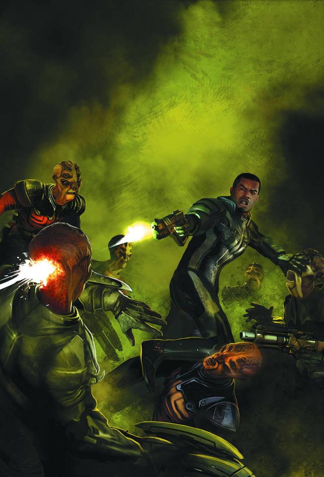 Mass Effect: Foundation #6