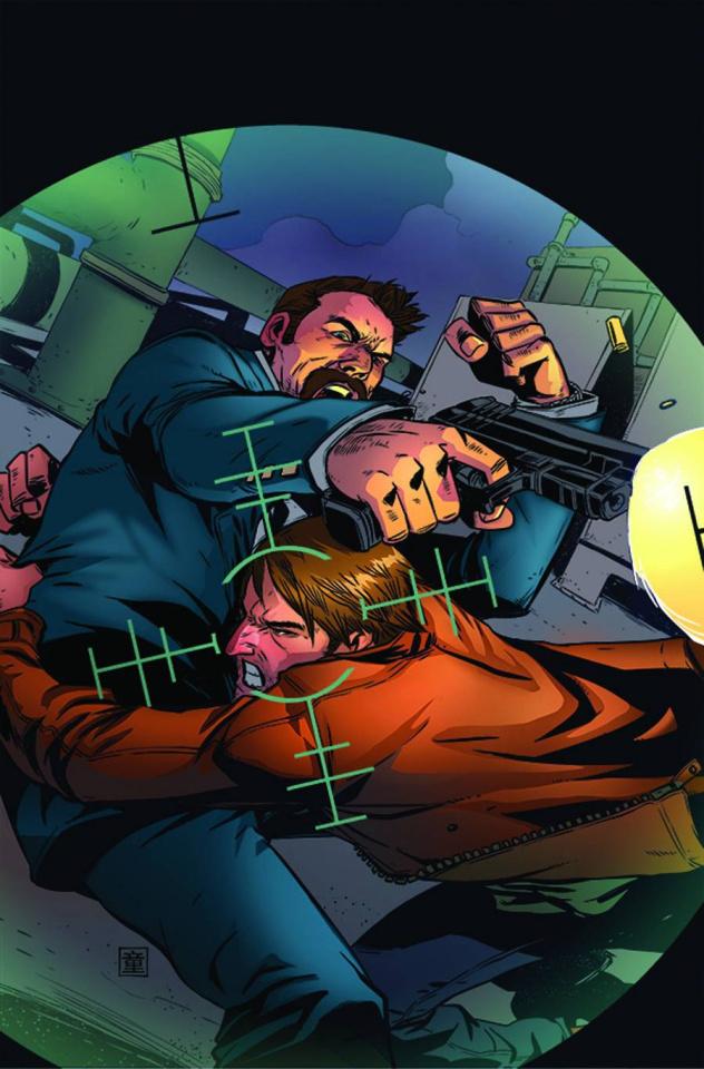 MacGyver: Fugitive Gauntlet #5