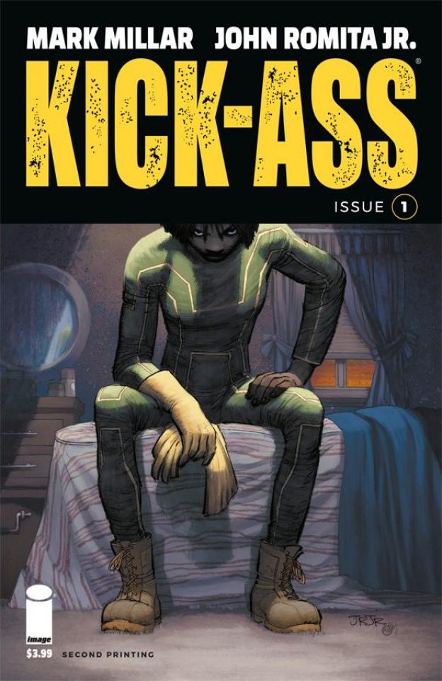 Kick-Ass #1 (2nd Printing)