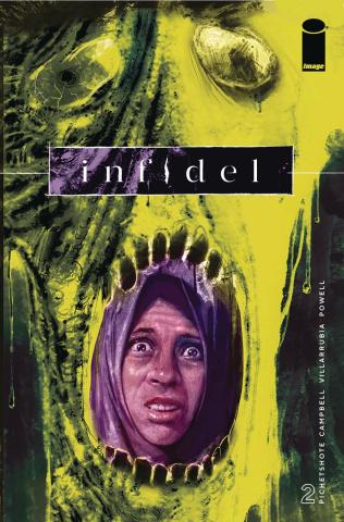 Infidel #2 (Campbell & Villarrubia Cover)