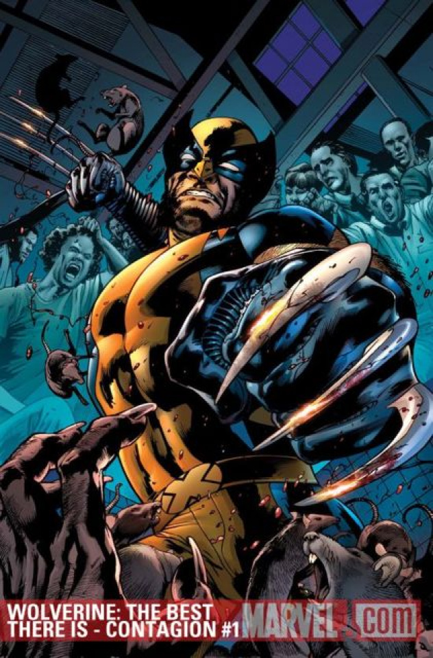 Wolverine: The Best There Is - Contagion #1