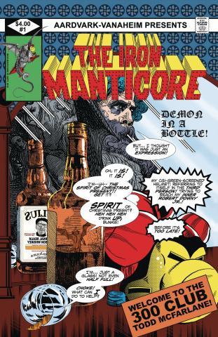 The Iron Manticore