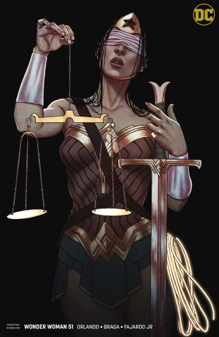 Wonder Woman #51 (Variant Cover)