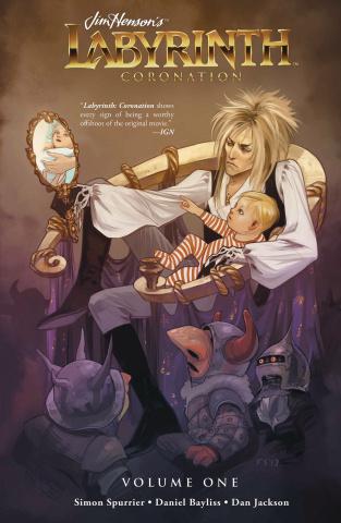 Labyrinth: Coronation Vol. 1