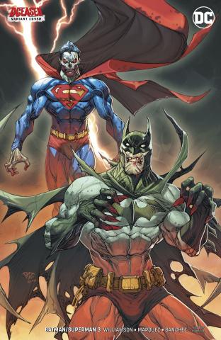 Batman / Superman #3 (Variant Cover)