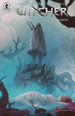 The Witcher: Witch's Lament #3 (Finnstark Cover)