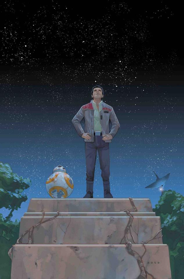 Star Wars: Poe Dameron #25