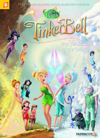 Disney's Fairies Vol. 15: Tinkerbell and the Secret of the Wings