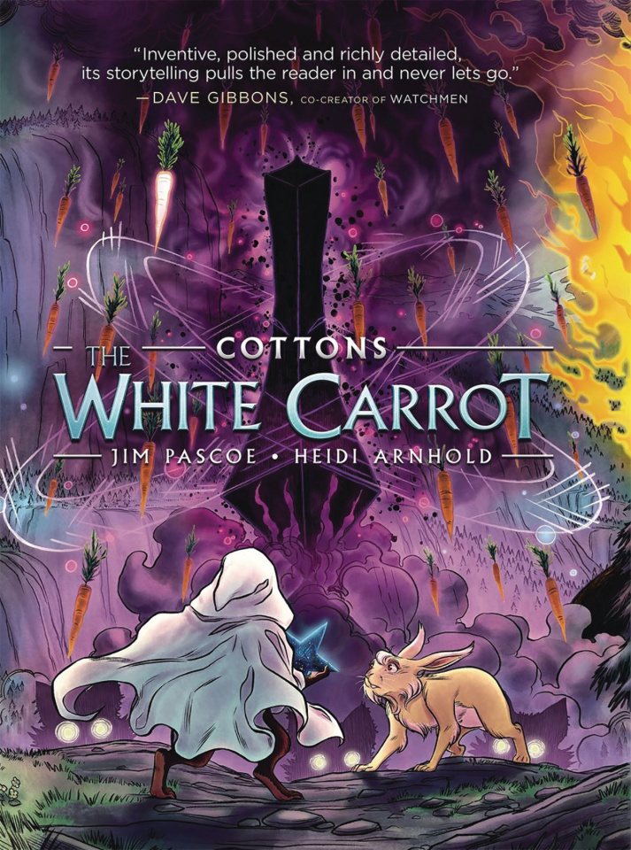 Cottons Vol. 2: The White Carrot