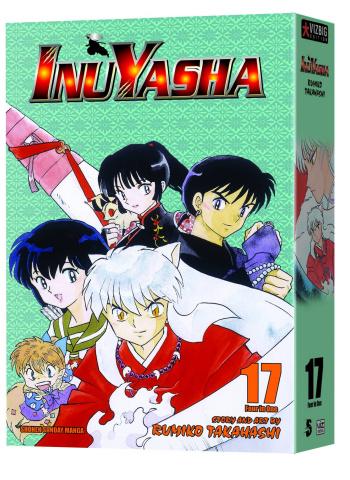 Inu Yasha Vol. 17