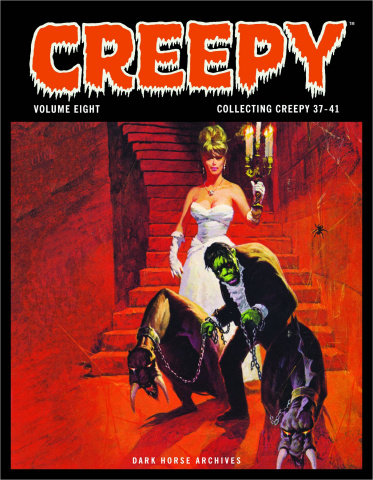 Creepy Archives Vol. 8
