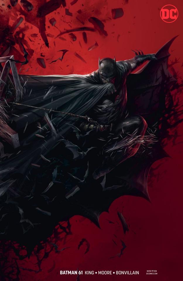 Batman #61 (Variant Cover)