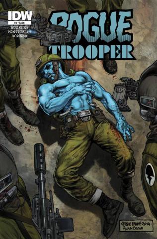 Rogue Trooper #4