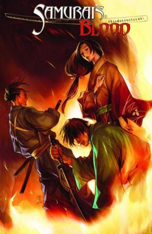 Samurai's Blood #1