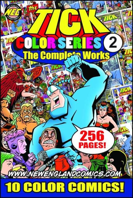 The Tick Color Series Vol. 2
