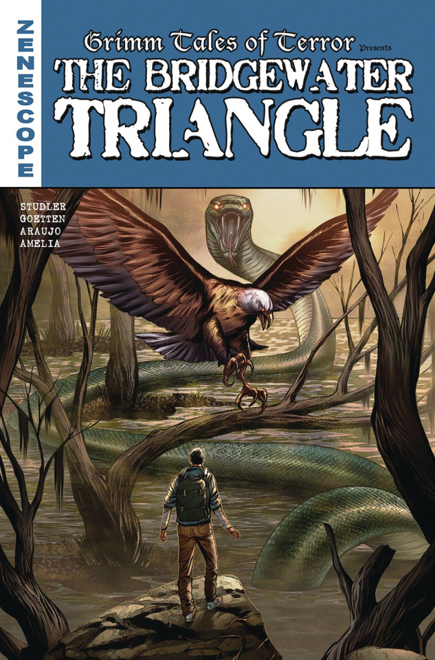 Grimm Tales of Terror: The Bridgewater Triangle #3 (Vitorin Cover)