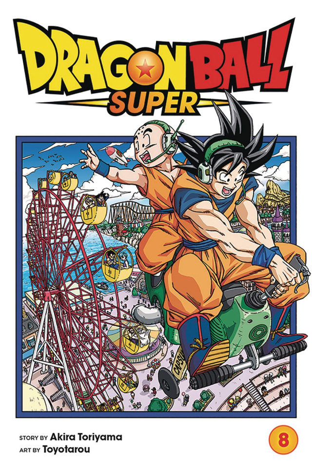 Dragon Ball Super Vol. 8