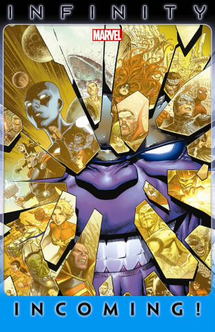 Infinity: Incoming!