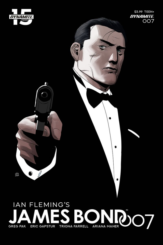 James Bond: 007 #7 (Pham Cover)