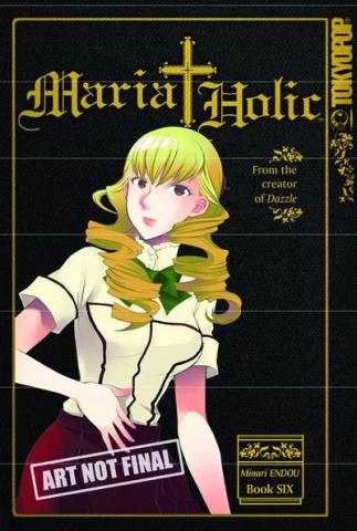 Maria Holic Vol. 6