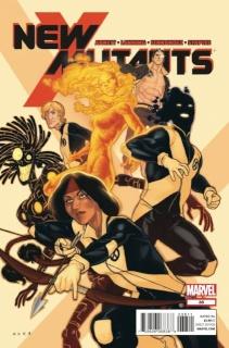 New Mutants #38