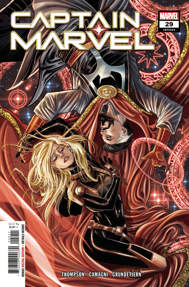 Captain Marvel #29