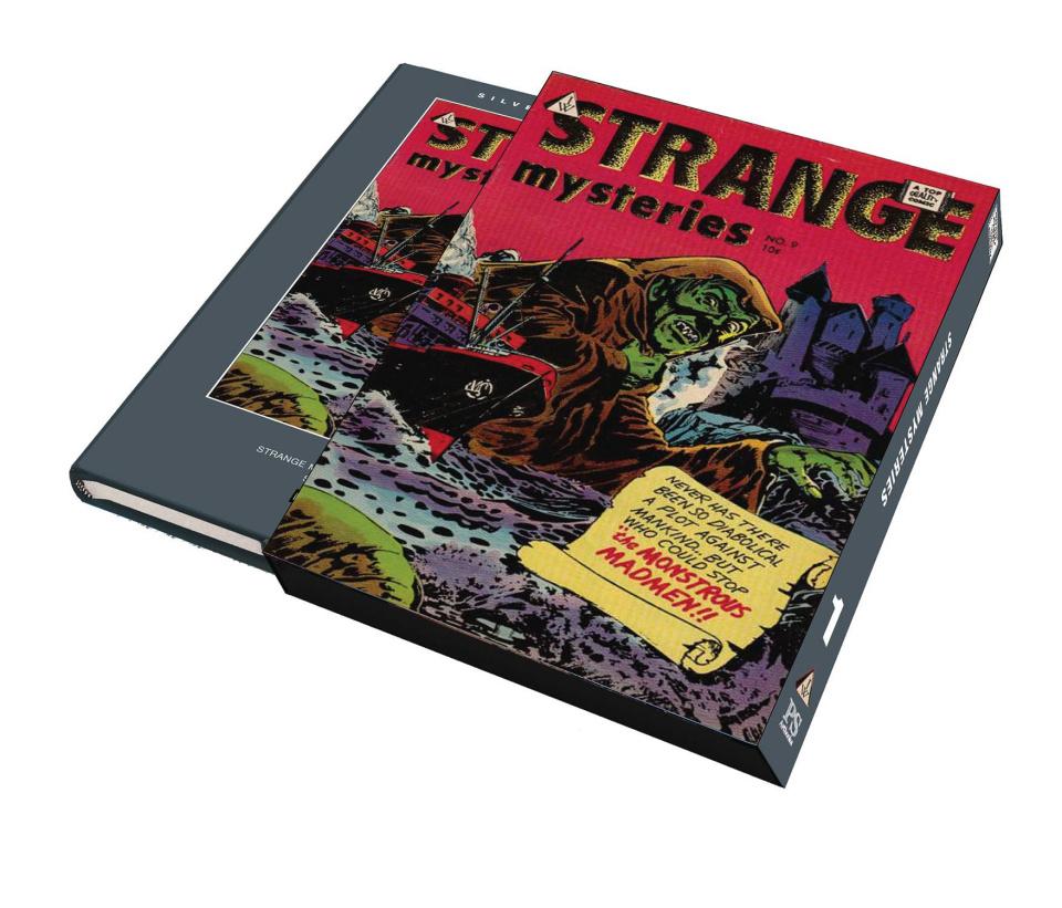 Strange Mysteries Vol. 1 (Slipcase Edition)