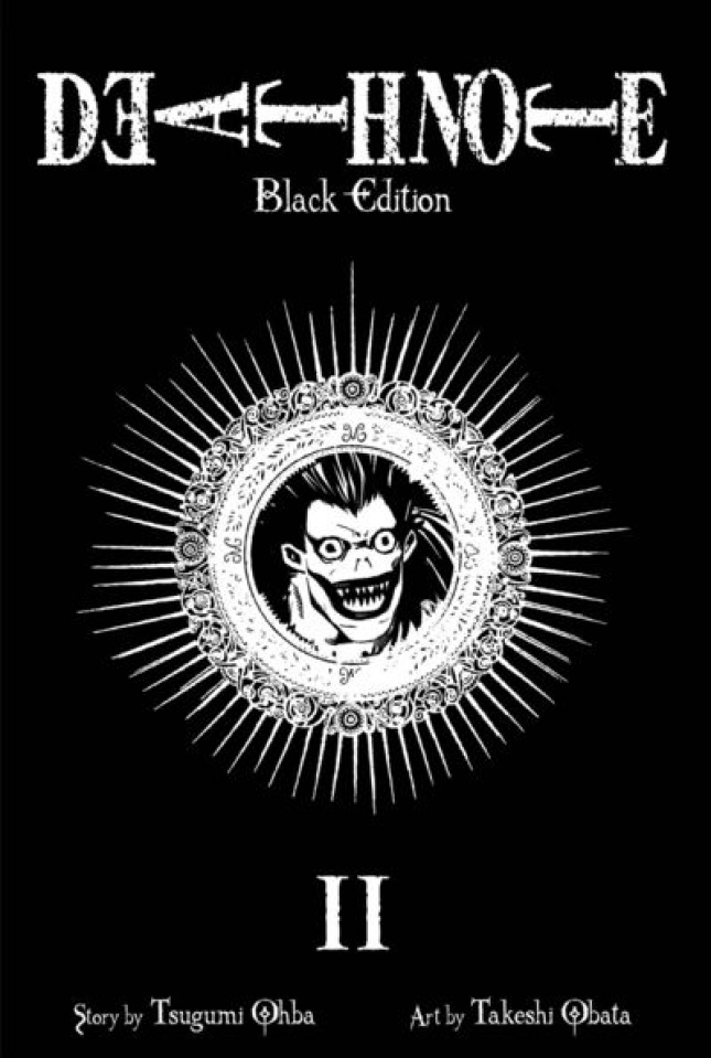 Death Note Vol. 2 (Black Edition)