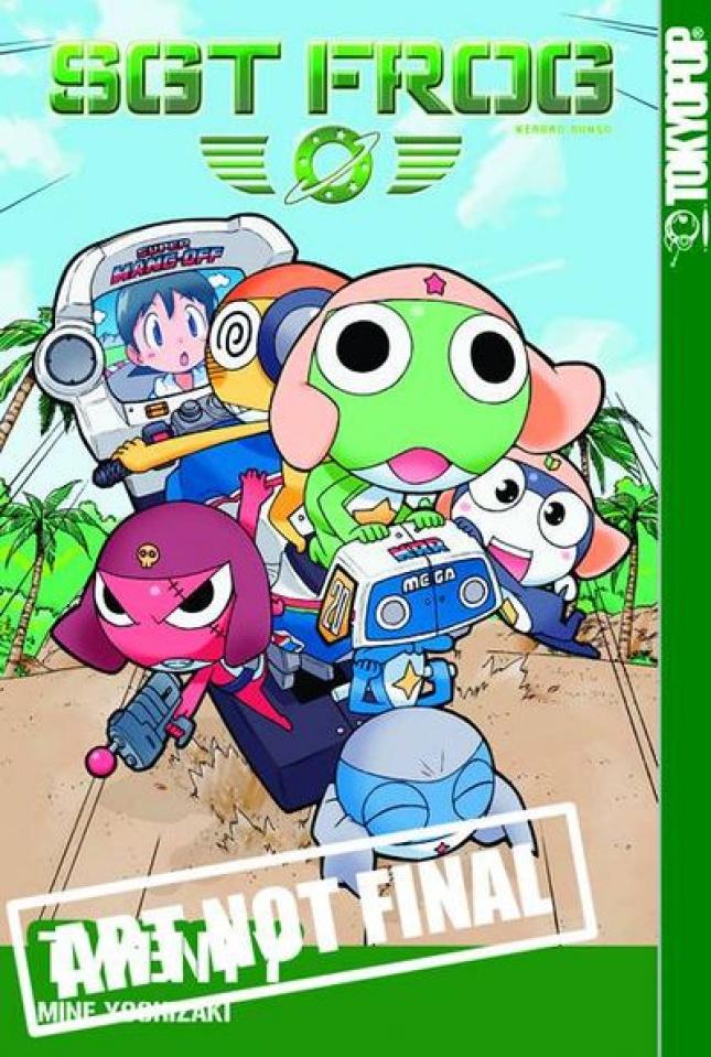 Sgt. Frog Vol. 21