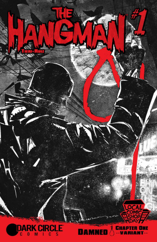 The Hangman #1 (Local Comic Shop Day)