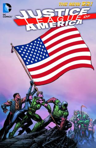 Justice League of America Vol. 1: Dangerous