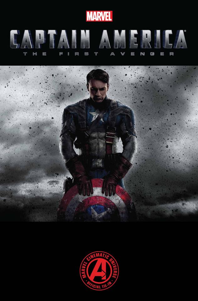Captain America: The First Avenger #1