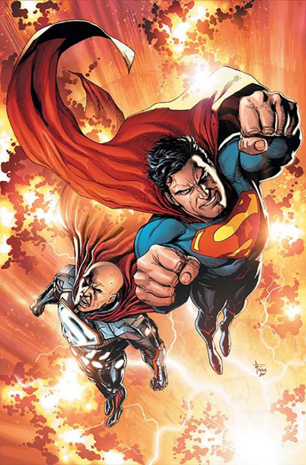 Action Comics #971 (Variant Cover)