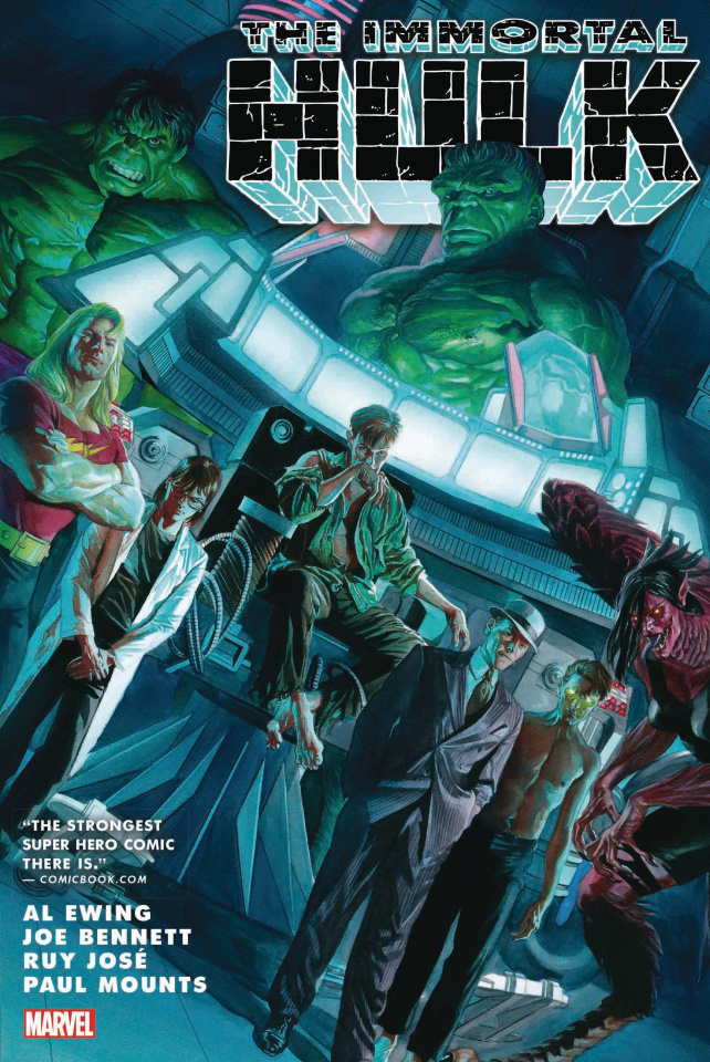 The Immortal Hulk Vol. 3