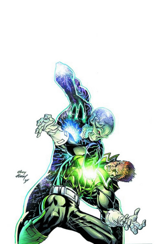 Green Lantern Corps #17