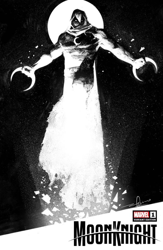 Moon Knight #1 (Zaffino Cover)