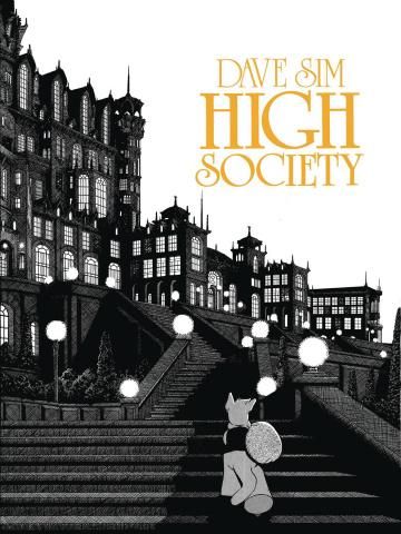 Cerebus Vol 2: High Society (Remastered Edition)