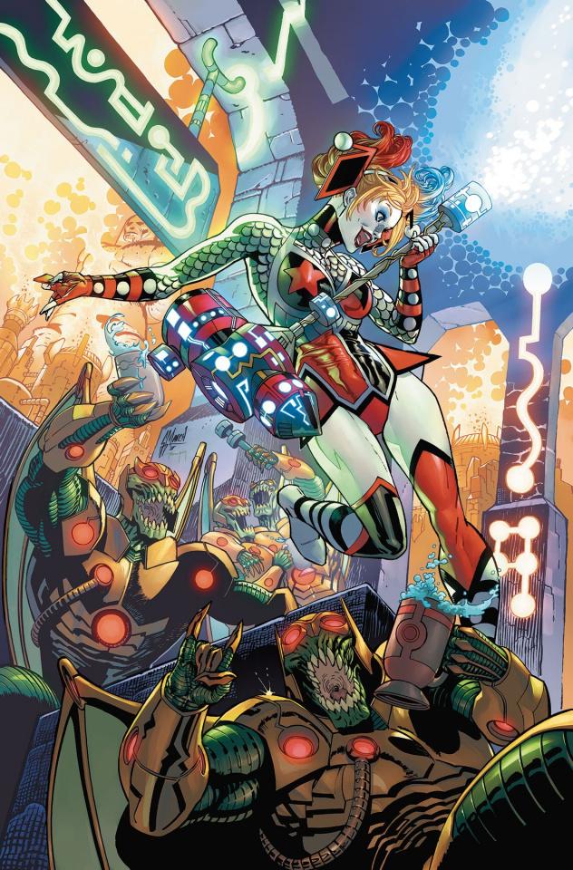 Harley Quinn Vol. 1: Harley vs. Apokolips