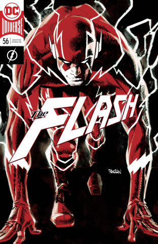 The Flash #56 (Foil Cover)