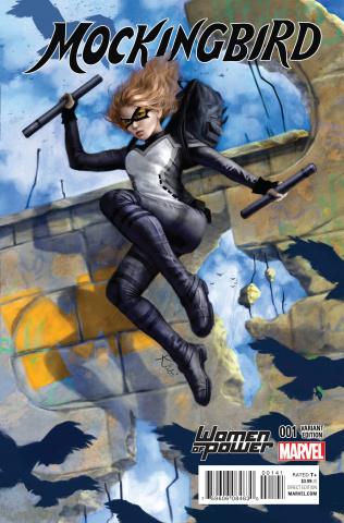 Mockingbird #1 (Fagan Wop Cover)