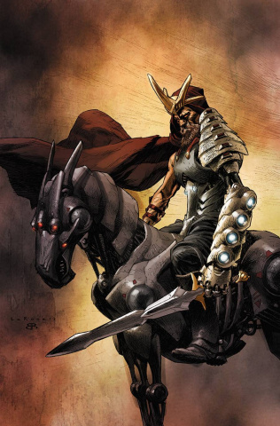 Eternal Warrior #6