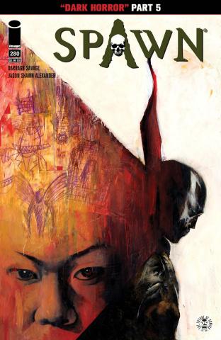 Spawn #280 (Alexander & Walcott Cover)