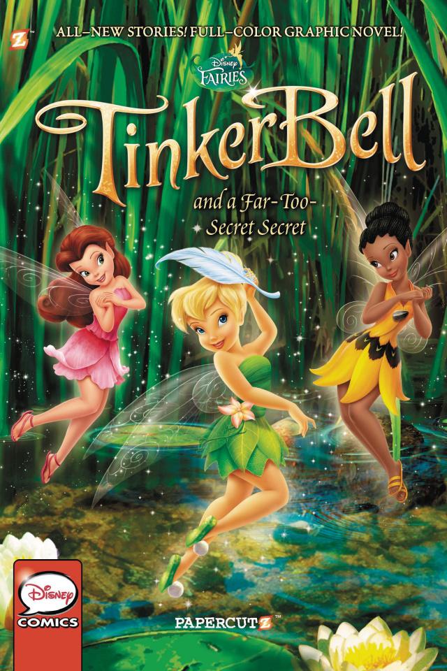 Disney's Fairies Vol. 20: A Far-Too-Secret Secret