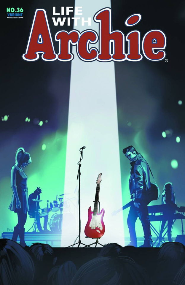 Life With Archie #36 (Fiona Staples Cover)