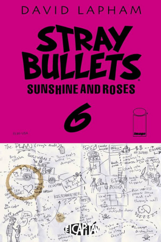 Stray Bullets: Sunshine and Roses #6