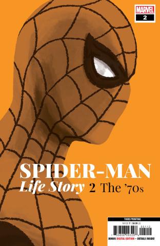Spider-Man: Life Story #2 (Zdarsky 3rd Printing)