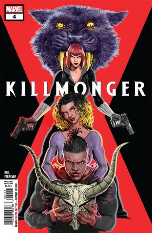 Killmonger #4